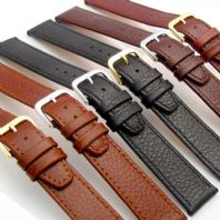 CONDOR Leather Watch Strap Buffalo Grain 16mm 18mm 20mm 086R